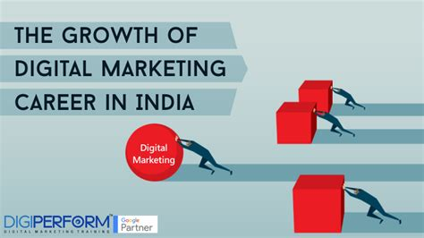 Mba Marketing Career Growth by The Growth Of Digital Marketing Career In India Digiperform
