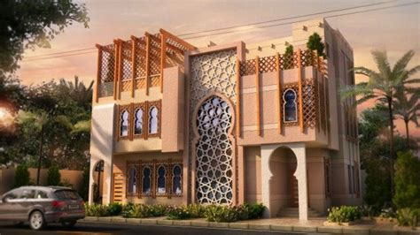 islamic house design modern andalusian style house in saudi arabia designed by mcube architects www mcubestudios