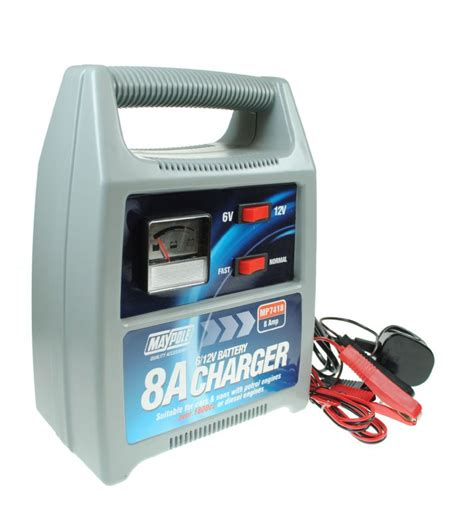 battery chargers shop for car battery chargers at sears 12v 8 car battery charger maypole mp7418
