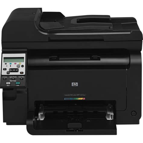 Printer Hp 100 Ribu hp laserjet pro 100 m175nw wireless color all in one ce866a b h