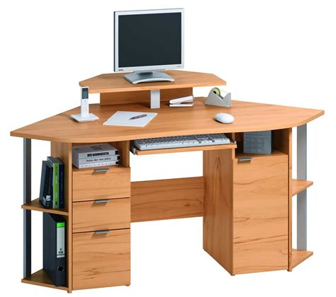 Small Oak Corner Computer Desk Small Wooden Cabinet With Drawers Compact Corner Computer Desk Small Oak Corner Computer Desk