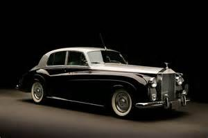 Silver Cloud Rolls Royce Rolls Royce Silver Cloud Ii Iii Classic Car Review