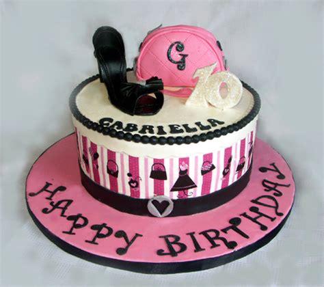 fashion glam birthday cake cakecentralcom