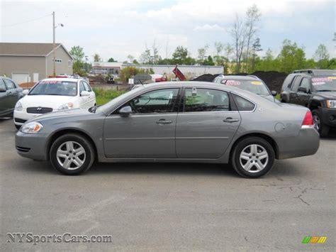 2006 silver impala 2006 chevrolet impala ls in silver metallic photo 14