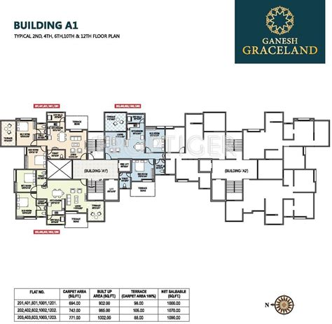 floor plan of graceland ganesh graceland in vadgaon budruk pune price location