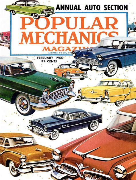 Popular Mechanics Giveaways - cars of the 1950s jigsaw puzzle puzzlewarehouse com