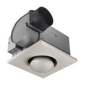 broan bathroom fan heater broan 162 bathroom infrared bulb heater