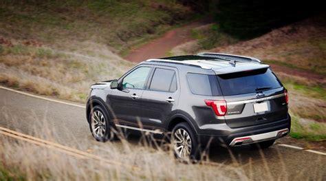 2017 explorer specs 2017 ford explorer specs pictures trims colors cars