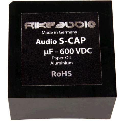 rike audio capacitors rike audio s cap condensateur papier huil 233 4 7 181 f audiophonics