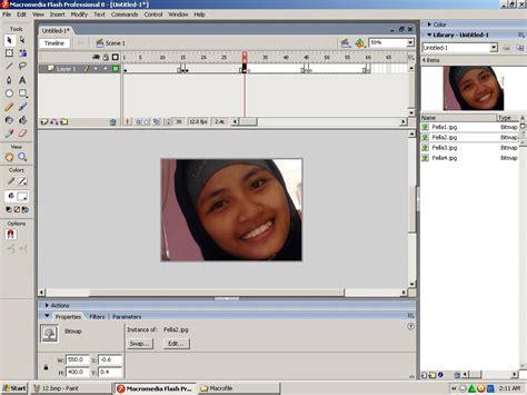 cara membuat opening video dengan flash tria33 cara membuat intro video menggunakan macromedia
