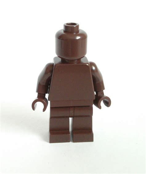 Lego Brown brown lego monochrome minifigure