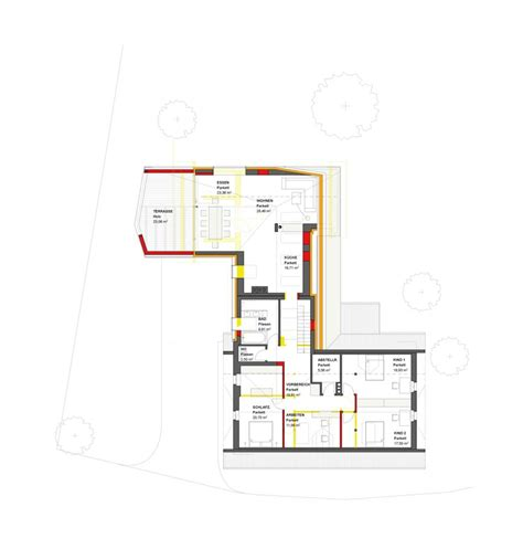 second floor extension plans farmhouse extension hpsa archdaily