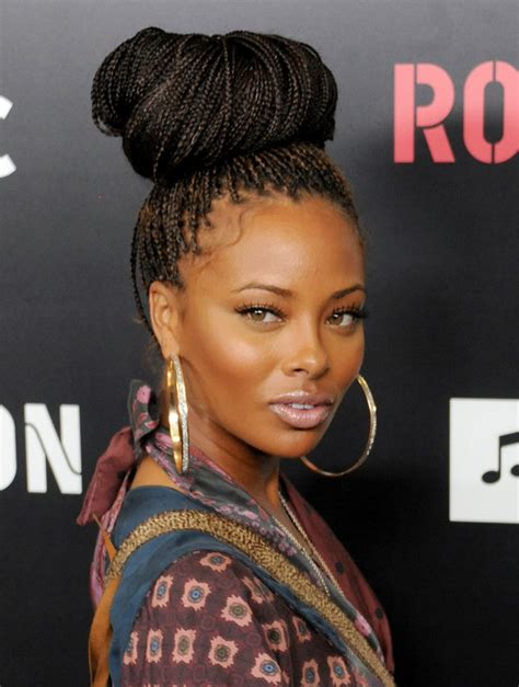 pics of styles you cab wear with braids with thinning edges 20 badass box braids hairstyles that you can wear year