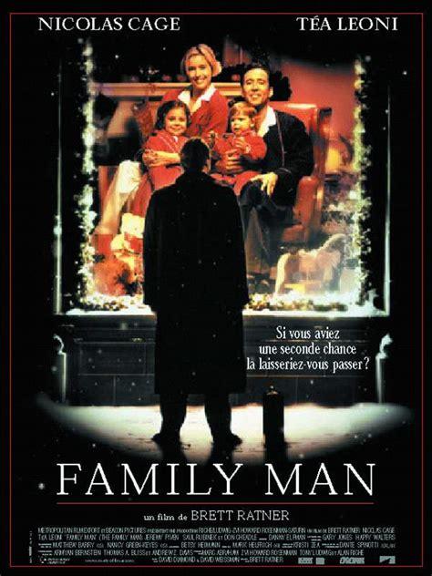 film nicolas cage en francais family man film 2000 allocin 233