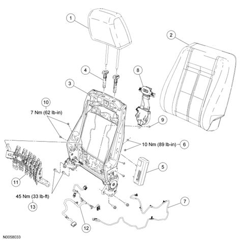ford f150 power seat problems my ford expedition el limited 2007 has a passenger seat