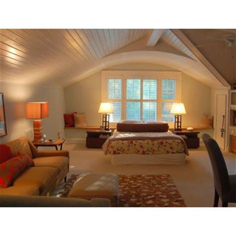 Bonus Room Designs by Love This Turn An Attic Into A Bedroom Like It Would