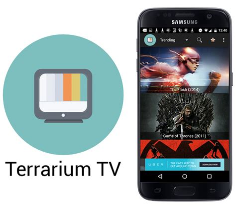 android apk in terrarium tv app apk to tv shows on android