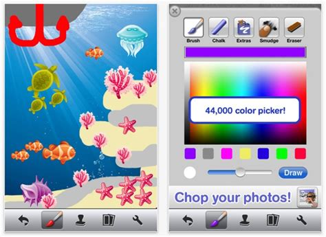 doodle buddy for free 20 useful free iphone and apps for designers and