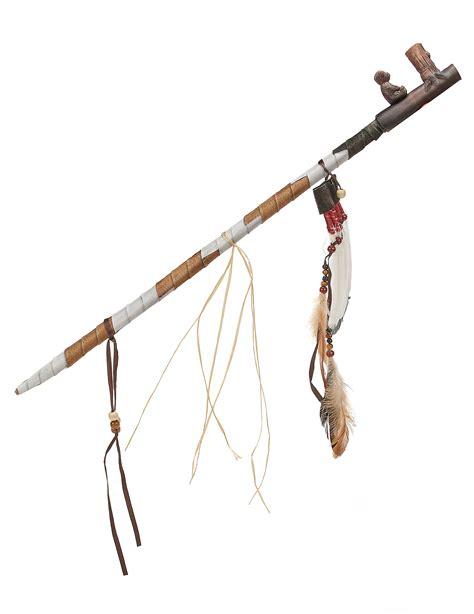 Pipa Soket Lu 50 Cm pipa de la paz india 53 cm accesorios y disfraces