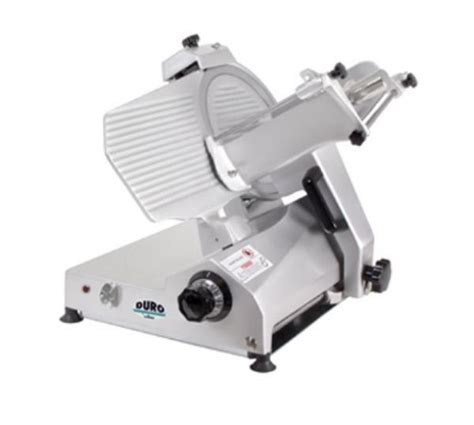 Used Kitchen Knives For Sale univex 7512 1151 manual angle feed duro slicer 12 in diam