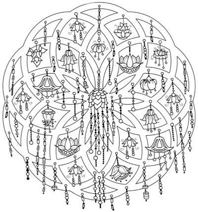 christian mandala coloring pages 1000 images about colouring mandala on