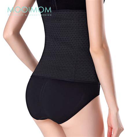 Korset Pengecil Perut Pasca Melahirkan jual murah mooimom 25cm corset belt postpartum waist