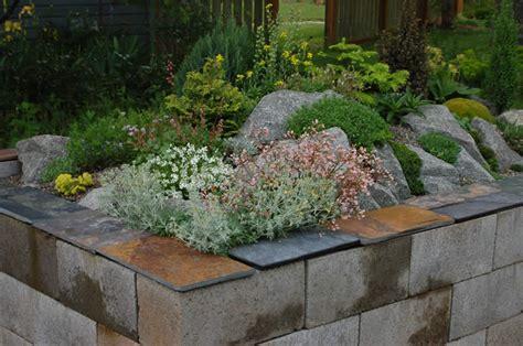 Raised Garden Beds Cinder Blocks Cinder Block Stone Cinder Block Vegetable Garden