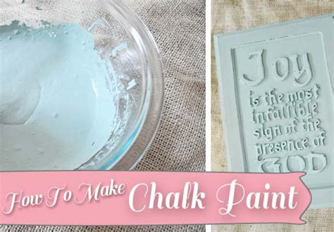 chalk paint to make popular posts clumsy crafter