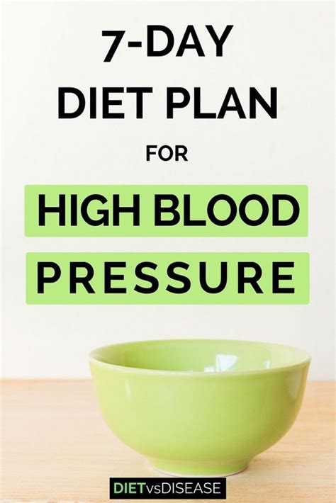 Does Detox Cause High Blood Pressure by 7 Day Diet Plan For High Blood Pressure Dietitian Made