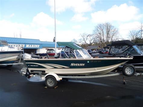 1997 sylvan boats for sale sylvan pro select boats for sale