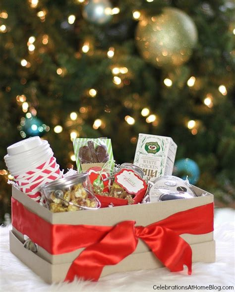 gift box ideas tips for filling celebrations at home