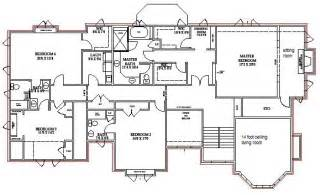 New Home Floor Plan by Floor Plans The View In Woodcliff Lake Woodcliff Lake New