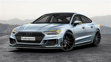 Audi Rs7 Photos by New 2019 Audi Rs7 Sportback Hd Photos Carwaw