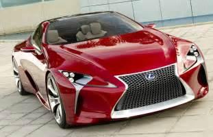 norcalcars 187 lexus lf lc debuting at 2012 detroit auto show