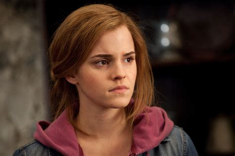 hermione granger in the 1st movoe emma watson film harry potter harry potter and the