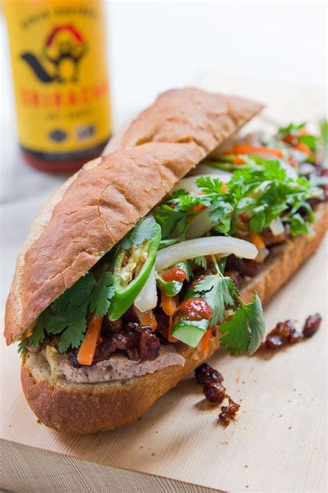 Make Up Xiu Xiu Banh Mi Recipe With Easy Barbecued Pork