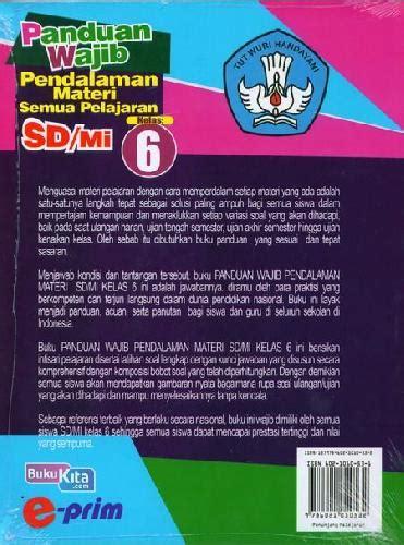 format 6 buku wajib pkk bukukita com panduan wajib pendalaman materi semua