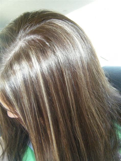 como hacer highliths en el cabello 17 best images about tintes y mas on pinterest