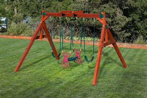 wooden swing dallas backyard wooden swing sets texas made swing