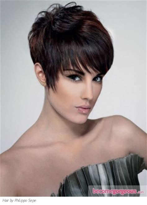 become gorgeous short hair gallery pictures pictures short hairstyles short pixie hair style