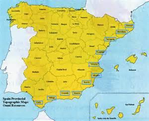 Cadiz Spain Map by Cadiz Spain Map Imsa Kolese