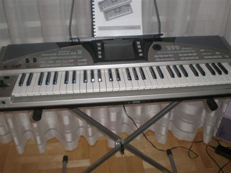 Keyboard Roland E 50 keyboard roland e 50 musik workstation zdj苹cie na imged