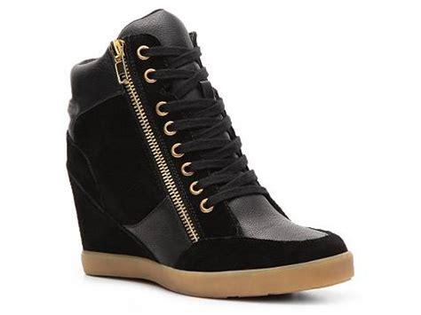 wedge sneakers dsw steve madden aura wedge sneaker dsw