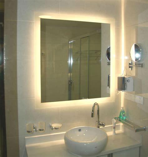 bathroom mirrors with lights behind bathroom mirrors lights behind 28 images bathroom rise