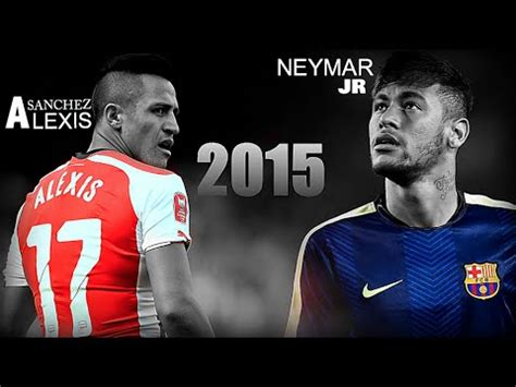 alexis sanchez vs neymar arsenal 2015 we bring an arsenal fa cup run doovi