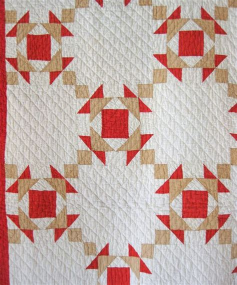 antique quilts crown of thorns and crowns on