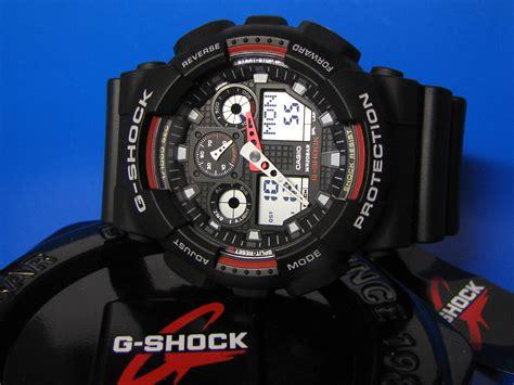 Casio G Shock Ga 100 casio ga 100 1a4 g shock high quality gallery