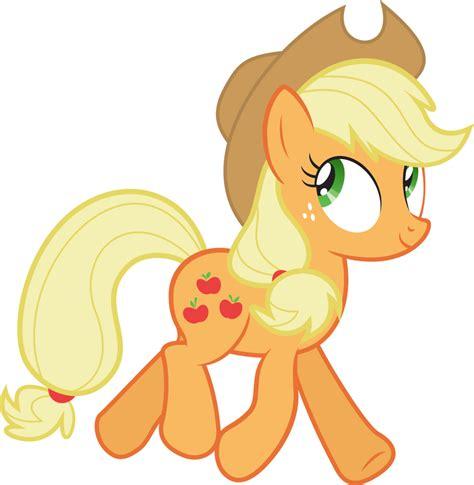 imagenes de apple jack de my little pony applejack happy by quanno3 deviantart com on
