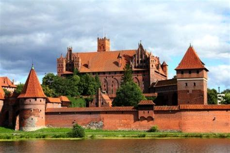 Cities In Germany by The Great Cities Malbork Castle Poland
