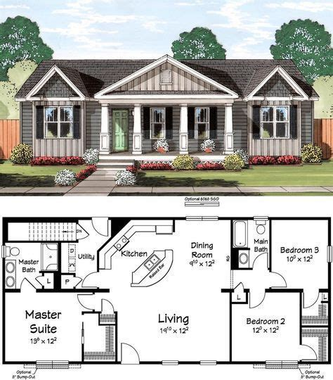 best ranch home plans top ranch house plans with basement construction houzidea
